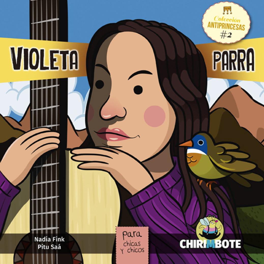 Violeta Parra para chicas y chicos