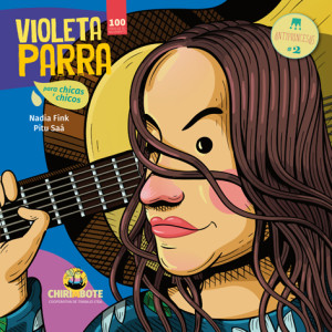 Tapa Violeta 100
