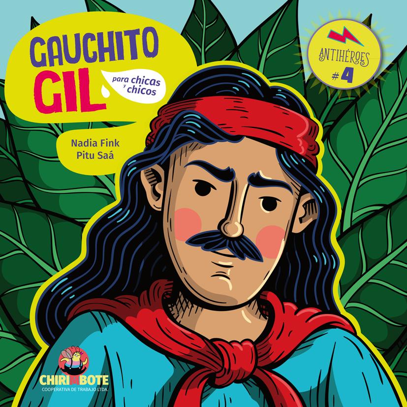 Gauchito Gil para chicas y chicos